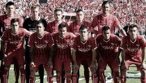 El Rojo proyecta el equipo para el 2015