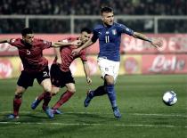 Qualificazioni Russia 2018 - L'Italia è un diesel, ma l'Albania è battuta (2-0)