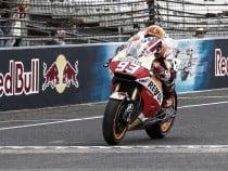 Vuelta al 2015. GP de Indianápolis: Márquez se permite soñar