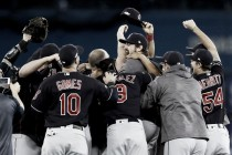 Party at Napoli's! Looking back at the unpredictable World Series run of the Cleveland Indians
