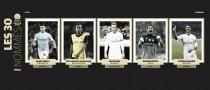 Com CR7, Dybala e Ibra, revista France Football começa a divulgar nomes à Bola de Ouro