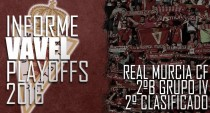 Informe VAVEL playoffs 2016: Real Murcia
