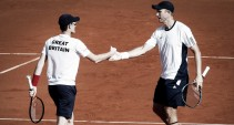 Inglot and Murray battle hard to give Great Britain a crucial lead in Belgrade