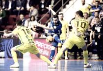 El Movistar Inter sufre para pasar a la final