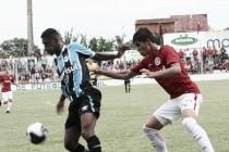 Internacional vira sobre Grêmio em clássico pela Copa Santiago Juvenil