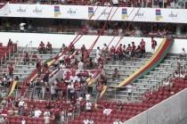 Inter é multado, mas escapa de perda de mando pela confusão em Veranópolis