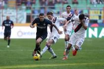 Risultato Inter - Cagliari diretta, LIVE Serie A 2016/17 - Joao Mario, Melchiorri (2)! (1-2)