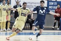 Movistar Inter celebra con victoria la vuelta de Gadeia