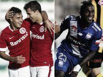 Resultado Internacional vs Emelec en la Copa Libertadores 2015 (3-2)