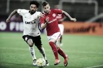 Internacional recebe desfalcado Corinthians pela quarta fase da Copa do Brasil