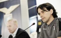"""Lazio, riecco Simone Inzaghi: """"Qui per finire il lavoro che avevo incominciato"""""""