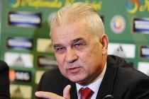 """Anghel Iordănescu:""""No voy a reprocharle nada a mis jugadores"""""""