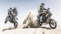 Dakar 2015: los hombres a seguir en motos