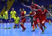 Mondiali Futsal: clamorosa eliminazione del Brasile, esce in maniera inaspettata anche l'Italia