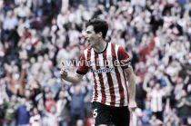 Iraola marca su último gol en Liga