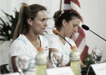 """María Irigoyen: """"El público es clave, hay que meterle presión a Lara"""""""