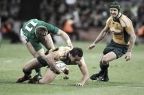 Irlanda aguanta el empuje australiano