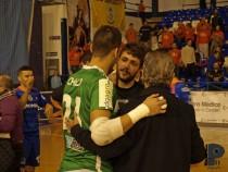 Isi y Sergio López, partícipes del éxito