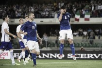 Italia se empieza a parecer a la 'Azzurra'