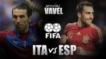 Previa Italia - España: renacer, el sueño de las dos últimas finalistas
