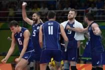 Rio 2016, Volley Maschile - Il Brasile tra l'Italia e l'oro olimpico