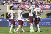 Roma, l'arma dei gol e delle vittorie
