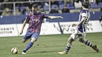 Levante - Real Sociedad: puntuaciones del Levante, jornada 16 de Liga BBVA