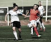 """Ivana Andrés: """"Dimos todo lo que podíamos dar, pero el fútbol a veces es injusto"""""""