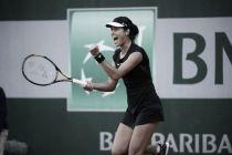 Ana Ivanovic pasa fácilmente de ronda