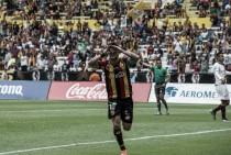 Pablo Olivera, la cara del gol melenudo