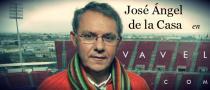"""José Ángel de la Casa: """"Me gustaba más el periodismo de antes"""""""