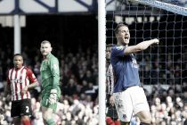 Everton 1-0 Southampton: Jagielka goal makes it three on the bounce for Toffees