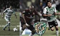 Mendoza, Arevalo Ríos y Orozco ya son Jaguares