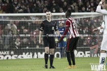 Informe del árbitro: Jaime Latre