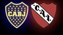 Un historial ajustado: Boca Juniors - Independiente