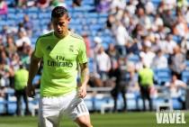 """James Rodríguez: """"Lucharé por ganar un puesto en el Madrid, es mi sueño"""""""