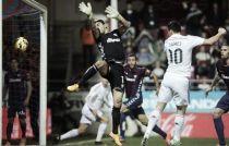El 'agente 10' del Real Madrid se hizo presente en Ipurúa