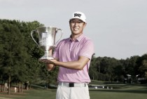 Wells Fargo Championship final round recap: James Hahn ousts Robert Castro in playoff to lift trophy