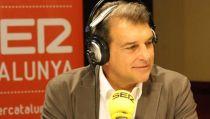 """Laporta: """"La reunión de Braida y Soler con la Juventus fue un fracaso, han hecho el rídiculo"""""""