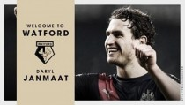 Hornets complete Janmaat signing