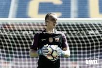 """Cillessen: """"No he venido al Barça a disfrutar la vida"""""""