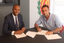 Javier Recio, nuevo director deportivo