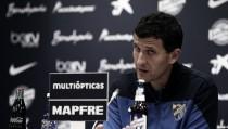 """Javi Gracia: """"Es un equipo bastante sobrio que no concede mucho al rival"""""""