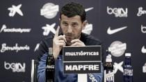 """Javi Gracia: """"Hay que seguir peleando los partidos hasta el final"""""""