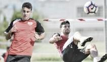 El Rayo Vallecano informa de las lesiones de Javi Guerra y Diego Aguirre
