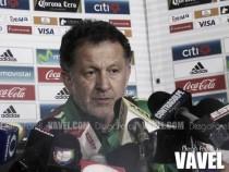 Juan Carlos Osorio ve con amplias posibilidades de ganar en el Azteca
