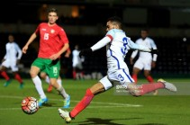Jay DaSilva happy with dominant England U19 performance against Luxembourg