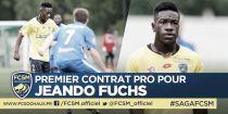FCSM : Un nouveau joueur de la génération Gambardella signe pro