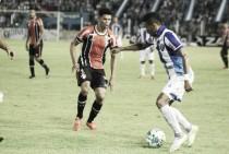 Diante do Paysandu, Joinville aposta últimas fichas para se manter na Série B