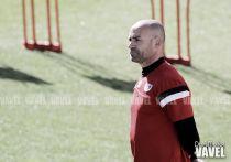 """Paco Jémez: """"El partido ante el Almería son más que tres puntos"""""""